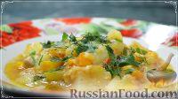 Фото к рецепту: Овощное рагу с курицей (в мультиварке)