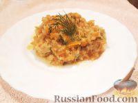Фото к рецепту: Чечевица с морковью и луком