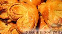 Фото к рецепту: Плюшки медовые