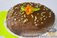 "Фото к рецепту: Торт ""Эскимо"""