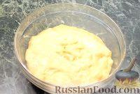 """Фото приготовления рецепта: Пирог """"Вишневый сад"""" с вишней - шаг №4"""