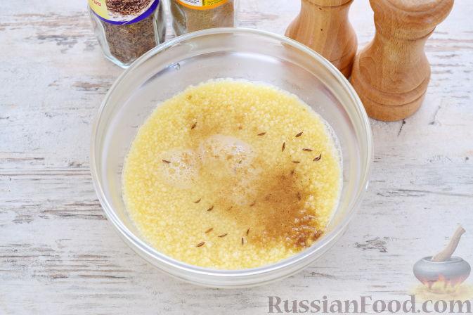 Фото приготовления рецепта: Щи из кислой капусты с говядиной - шаг №19