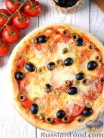 Фото к рецепту: Пицца болгарская