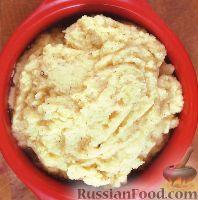 Фото к рецепту: Пюре из корня сельдерея