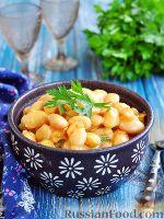 Фото к рецепту: Простой салат с фасолью