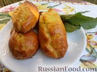 Фото к рецепту: Пирожки со щавелем