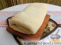 Фото к рецепту: Тесто слоеное дрожжевое