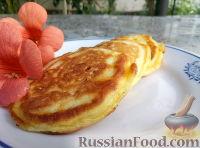 Фото к рецепту: Оладьи из простокваши