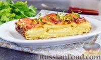 Фото к рецепту: Картофельная тортилья
