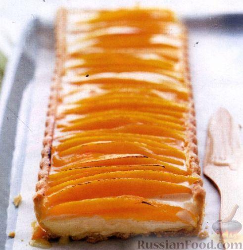 Рецепт Кокосовый пирог с манго и лемонграссом