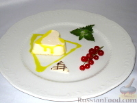 Рецепт Panna cotta - Панна котта