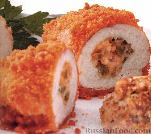 рецепт котлет по-киевски с фото