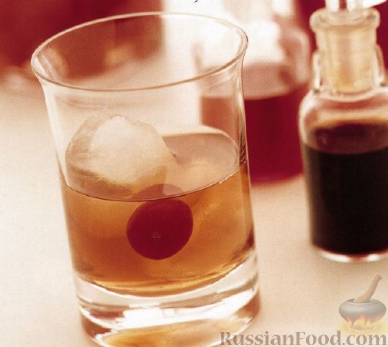 Рецепт Коктейль Дерзкий Напиток (Gall Bracer)