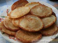Рецепт Оладушки моей бабушки