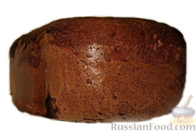 Рецепт Ржаной заварной хлеб настоящий (почти забытый вкус)