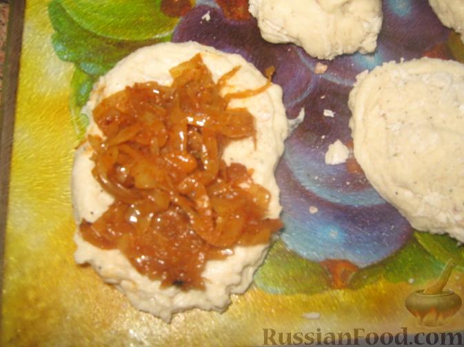 Как сделать пирожки с вареньем фото 189