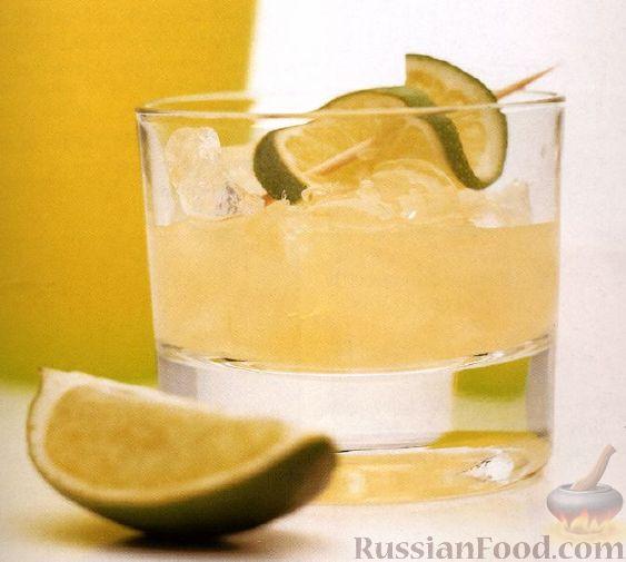 Рецепт Коктейль Писко-Сур (Pisco Sour)