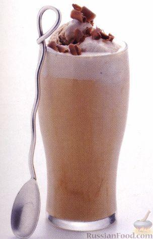 Рецепт Коктейль Коньячно-Кофейный Кулер (Coffee Cognac Cooler)