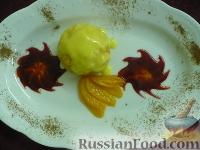 Фото к рецепту: Мороженое жареное
