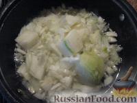 Фото приготовления рецепта: Мясная лазанья с грибами и соусом бешамель - шаг №1