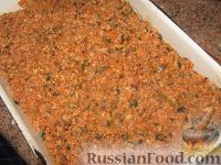 Фото приготовления рецепта: Мясная лазанья с грибами и соусом бешамель - шаг №6