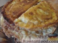 Фото приготовления рецепта: Чебуреки с мясом - шаг №4