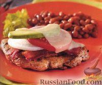 Фото к рецепту: Курица «Монтерей»