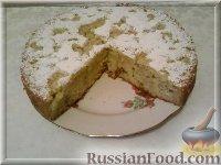 Фото приготовления рецепта: Шарлотка с яблоками - шаг №3
