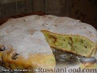 Фото приготовления рецепта: Шарлотка с яблоками - шаг №4