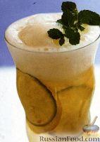 Фото к рецепту: Коктейль Замороженная Маргарита (Iced Margarita)