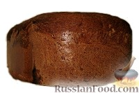 Фото к рецепту: Ржаной заварной хлеб настоящий (почти забытый вкус)