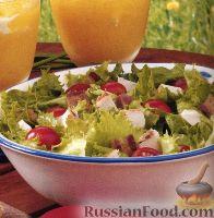 Фото к рецепту: Салат «Вечеринка»