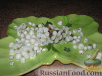 Фото к рецепту: Клюква в снегу