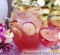 Фото к рецепту: Яблочно-грейпфрутовый напиток