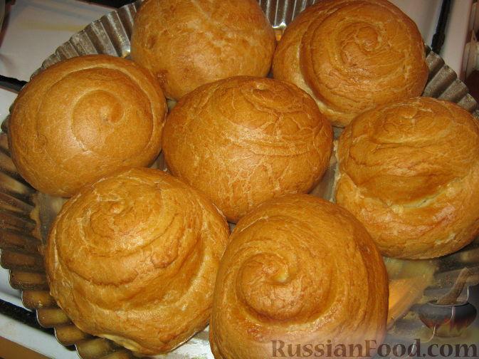 Рецепт Вкусные булочки