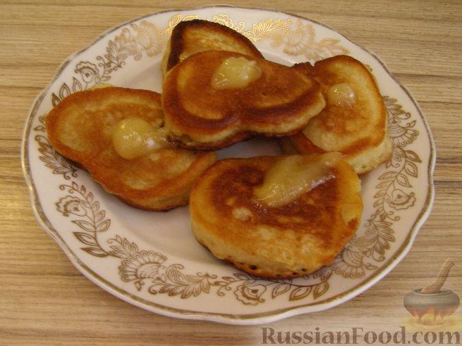 Рецепт Оладьи без яиц