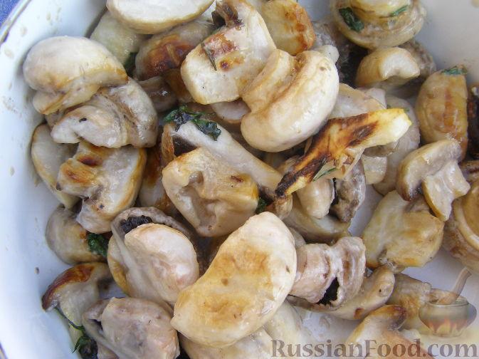 Салаты из кальмаров с помидором рецепты