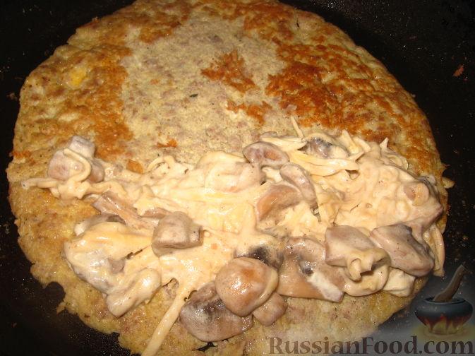 Бризоли с сыром рецепт фото