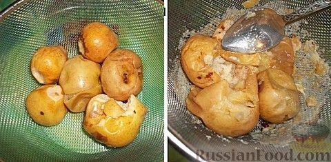 Фото приготовления рецепта: Яблочно-грушевое повидло - шаг №5