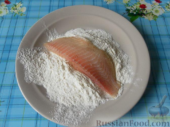 тилапия рецепты приготовления на сковороде с фото