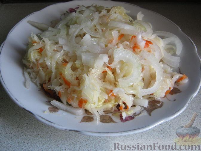Рецепт Засолка капусты