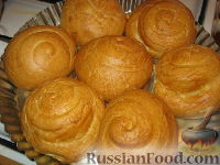 Фото к рецепту: Вкусные булочки