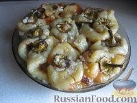 Фото к рецепту: Перец  печеный в чесночном соусе
