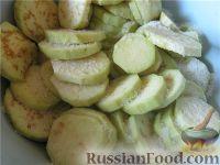 Фото приготовления рецепта: Жареные баклажаны - шаг №4