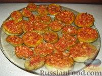Фото приготовления рецепта: Жареные баклажаны - шаг №11