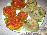 Фото к рецепту: Жареные баклажаны