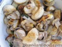 Фото к рецепту: Шампиньоны, жаренные на решетке