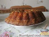 Фото к рецепту: Венгерский яблочный пирог