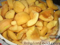 Фото приготовления рецепта: Заготовки из айвы - шаг №5