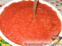 Фото приготовления рецепта: Заготовки из айвы - шаг №9